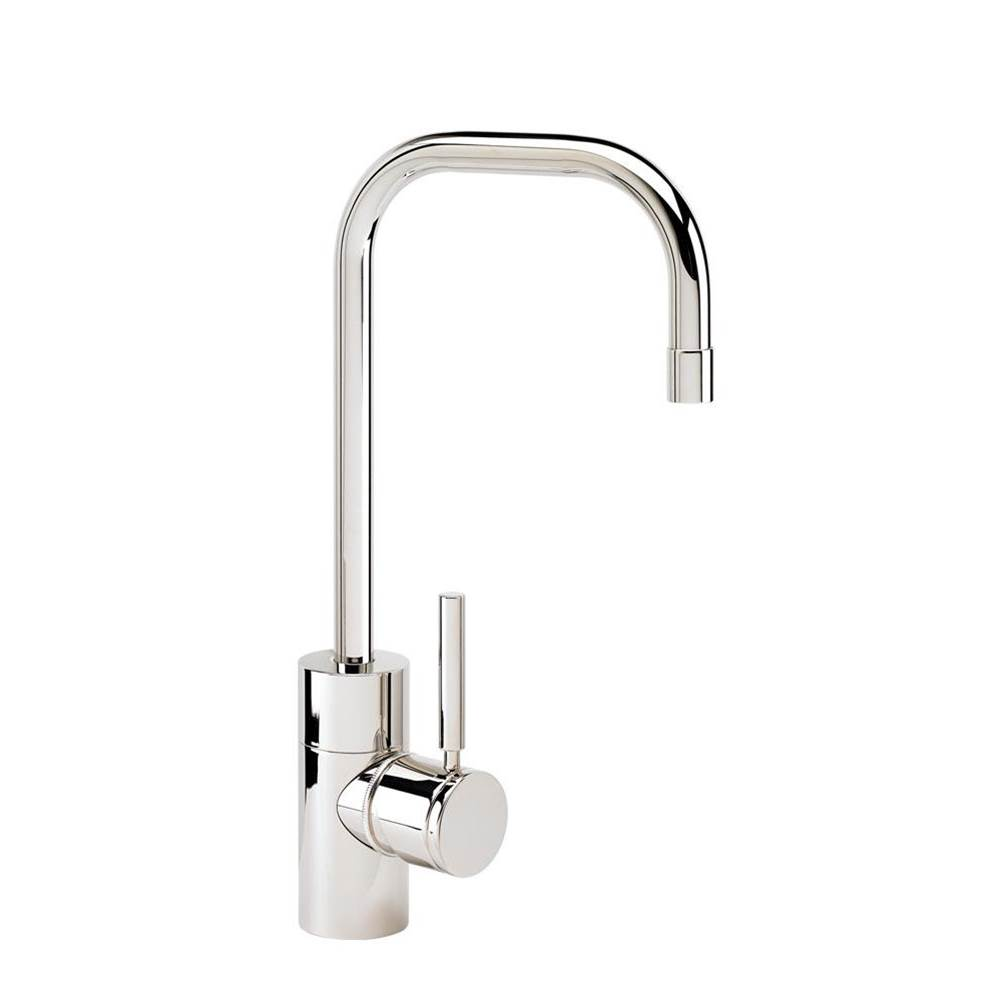 Waterstone 3925 Sn Sales At Jcr Distributors Contemporary Single Hole Kitchen Faucets In A